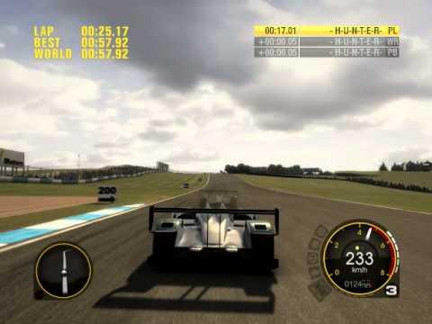 GRID Donnington Audi R10 TDI 0:58:34