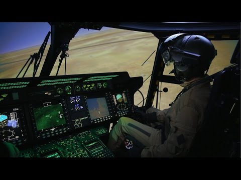 NH90 Training Media - Sogitec Industries