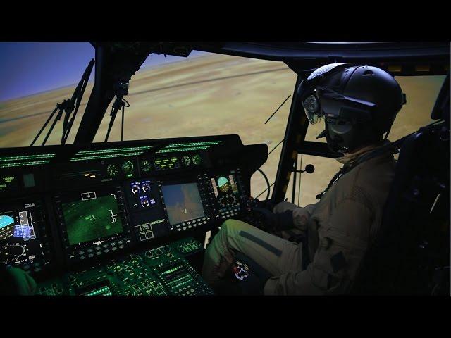 NH90 Training Media - Sogitec Industries