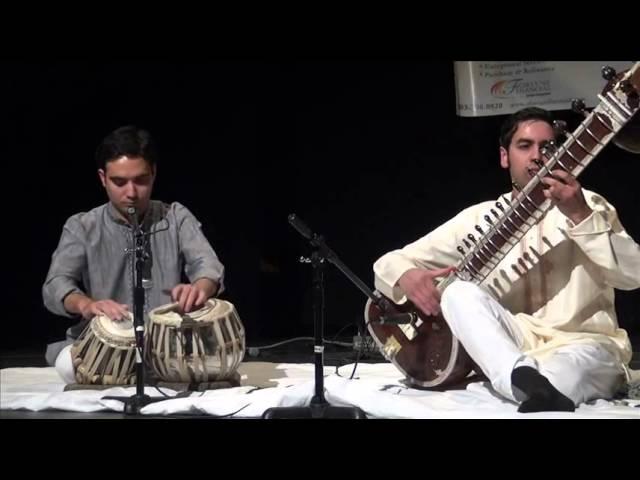 Arjun Verma | Sitar | Madhumalati fast gat, jhala, sawal jawab