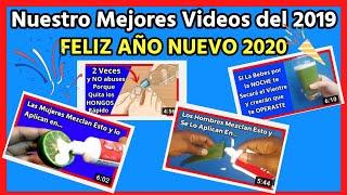 Especial de AÑO NUEVO ¡Recopilación de nuestros mejores video del 2019 que quizás NO VISTE!