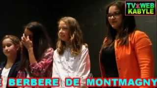 ELECTION MISS MONTMAGNY EN ROBES KABYLE