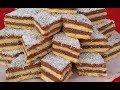 حلويات العيد حلوى الطبقات الاقتصادية والسهلة بالمربى وبدون زبدة هشيشة تدوب في الفم