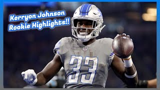 "Kerryon Johnson || ""The Future"" 