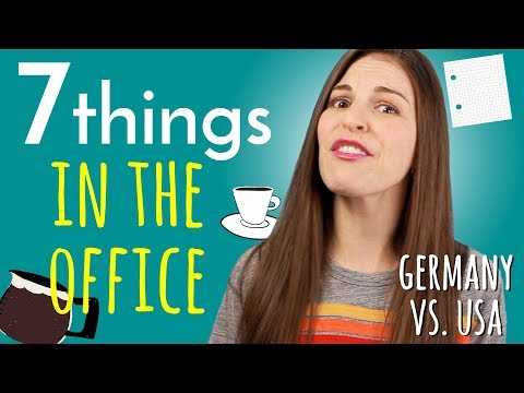 OFFICES IN GERMANY!!! 7 Differences to Know About
