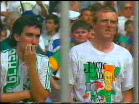 rep of ireland penalties v romania 100 greatest sporting moments
