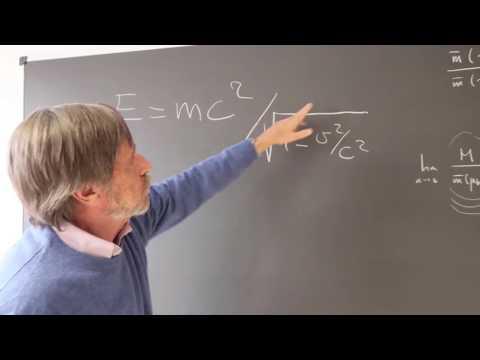 Si E=mc², ¿cómo pueden tener energía los fotones si no tienen masa?