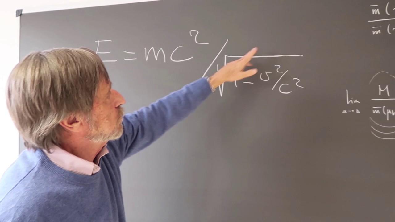 El Significado de E=mc²