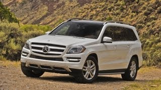 2013 Mercedes GL Start Up and Review 4.6 L BiTurbo V8