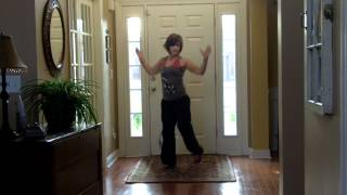 Dance fitness with Leslie- Tha Kar Ke- Bollywood