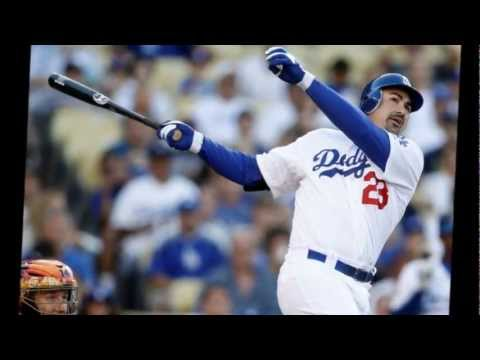 Adrian Gonzalez 2012 Highlights