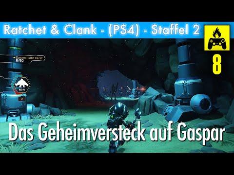 Ratchet Clank Ps4 S2e08 Das Geheimversteck Auf Gaspar