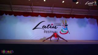 Oli Rizo Dance Performance | Lebanon Latin Festival 2016