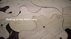Iittala Making of the Aalto vase