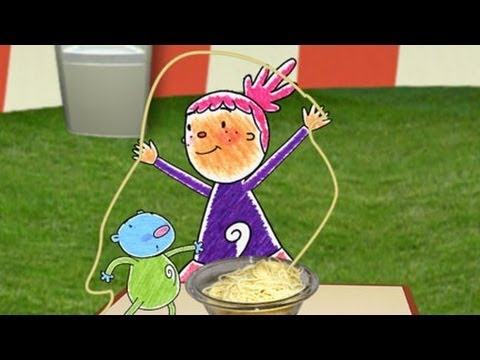 Pinky Dinky Doo - Pinky and the Super Spaghetti Knot/Back to School is Cool