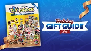 NEW! The Toy Insider 2019 Holiday Gift Guide Is Here! The Hottest Toys for Kids!