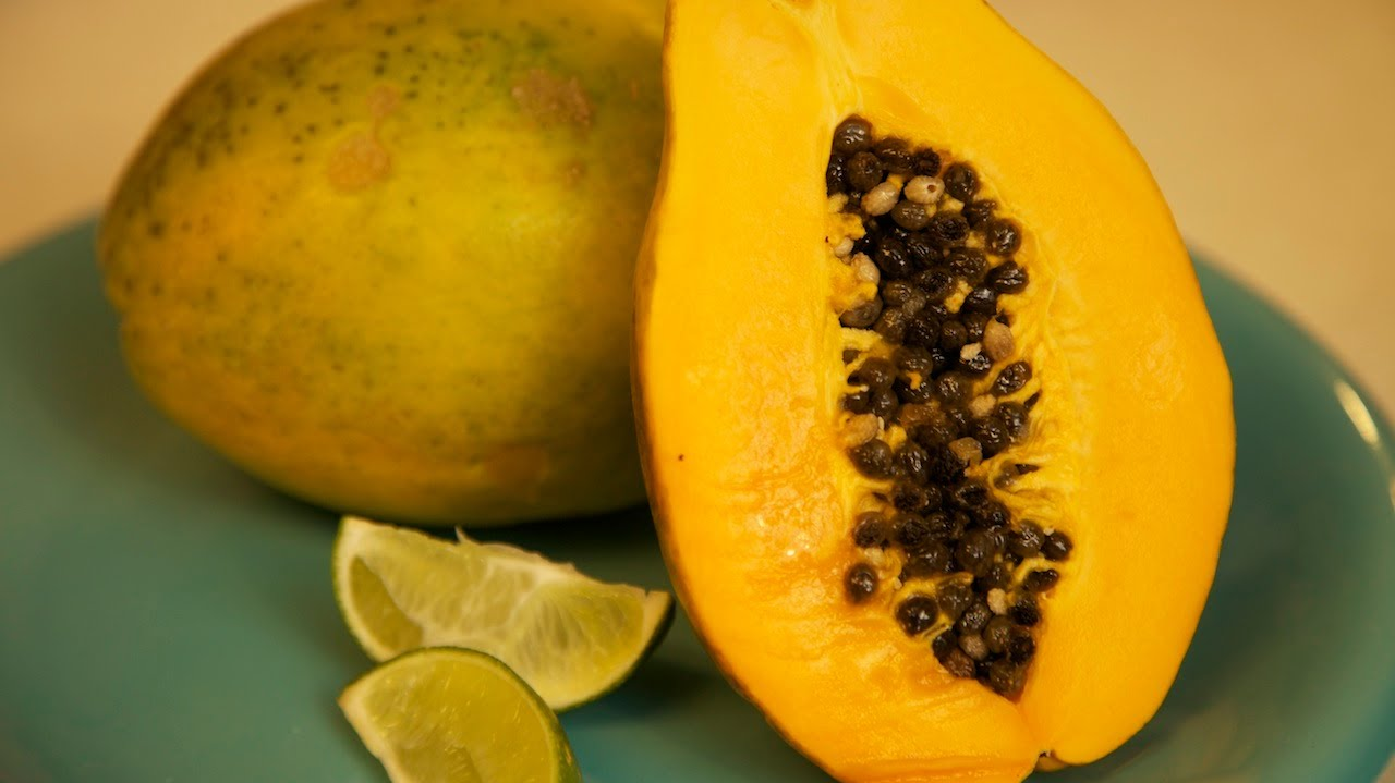 Ripe Papaya Pictures