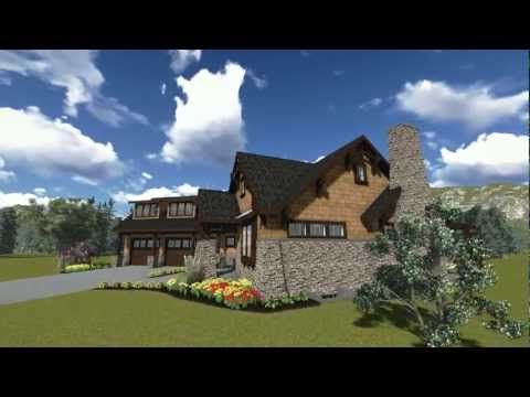 Architectural Designs House Plan 18263BE - Mountain Cottage with In-Law Suite