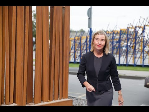 Statement by EU Foreign Policy Chief Federica Mogherini