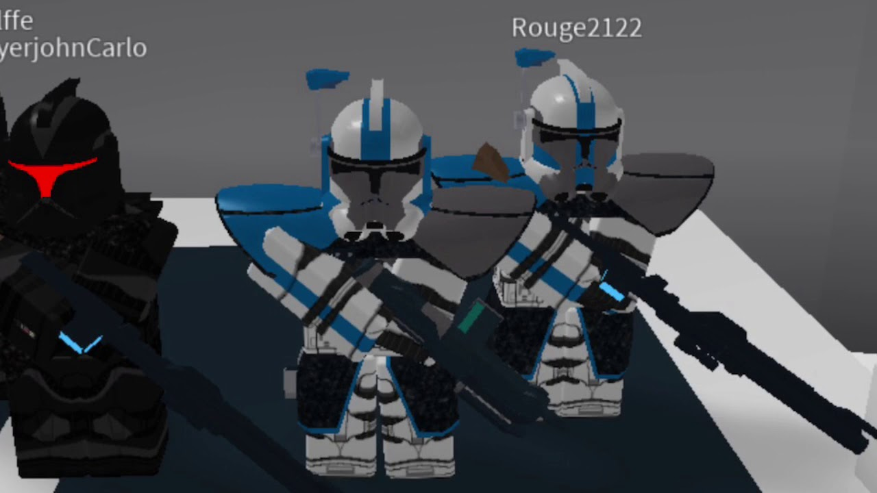 Clone Army Of The Republic 2 By Commandersmiley - roblox clone army of the republic discord