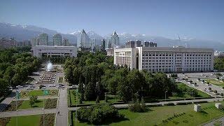 Kazakistan'ın en büyük metropolü Almatı'da gezilecek yerler - metropolitans