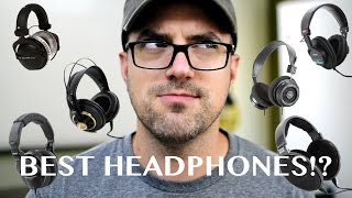 BEST studio headphones ever?