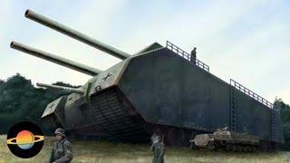 10 najdziwniejszych czołgów na świecie