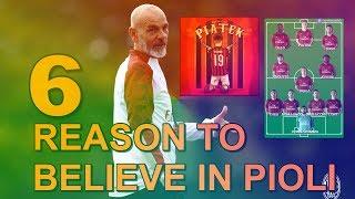 6 Reasons why AC Milan fans should believe in Pioli