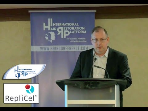 RepliCel Presentation by Dr. Kevin McElwee (IHRP 2017 Conference - Vancouver, Canada)