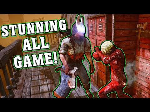 STUNNING KILLERS ALL GAME! - Dead By Daylight |