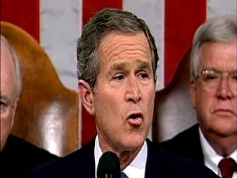 George: Saddam Hussein Has Weapons of Mass Destruction