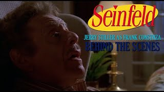Seinfeld  Behind the Scenes  Jerry Stiller as Frank Costanza
