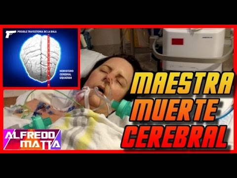 Con Muerte Cerebral Maestra Tiroteo Colegio Americano del Noreste