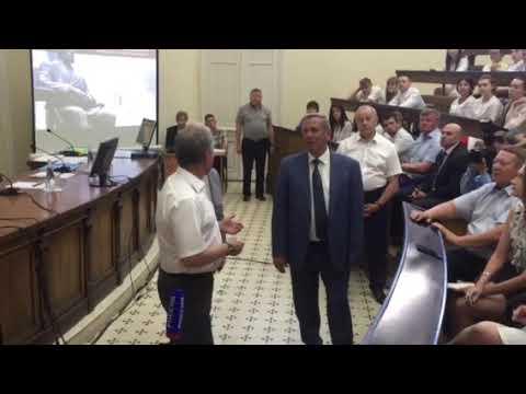 Вячеслав Володин встретился с выпускниками СГМУ