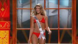 Great Britain - AMY WILLERTON - Miss Universe 2013 Preliminary Competition [HD]