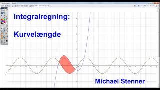 Kurvelængde - bevis for formel