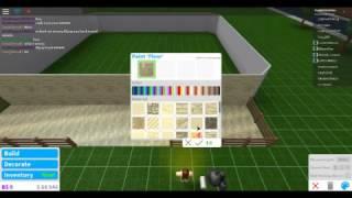 My House Speed Build | {Not Finished House} | Roblox - Bloxbug BETA |