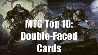 MTG Top 10: Double-Faced Cards