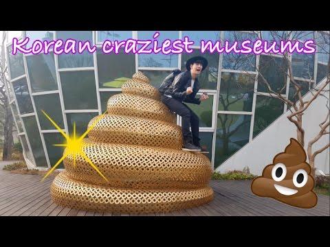 POO MUSEUM in SOUTH KOREA | Korea's craziest museums
