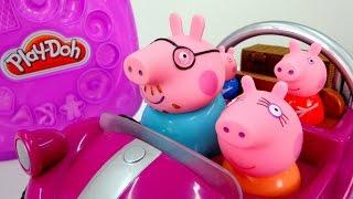 Свинка Пеппа - Едем в кондитерскую. Сладости для всей семьи.