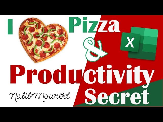 Boost Your Excel Productivity - Cool Tips and Shortcuts