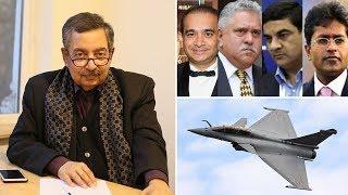 Jan Gan Man Ki Baat, Episode 198: Nirav Modi and Rafale Deal