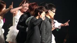 101016 SNSD 2010 Concert  - YoonA