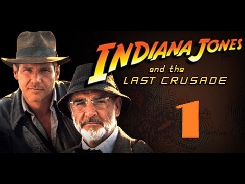 Let's Play - Indiana Jones and the Last Crusade - Part 1 |