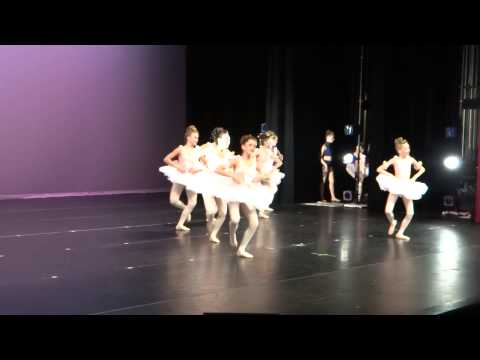 Dress Rehearsal - Avery's ballet DON QUIXOTE SUITE