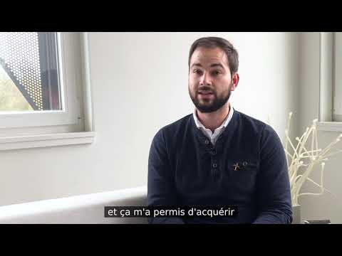 Pierre Beyaert, promo 2017 - Devenir ingénieur essai pilote automatique et missions militaires