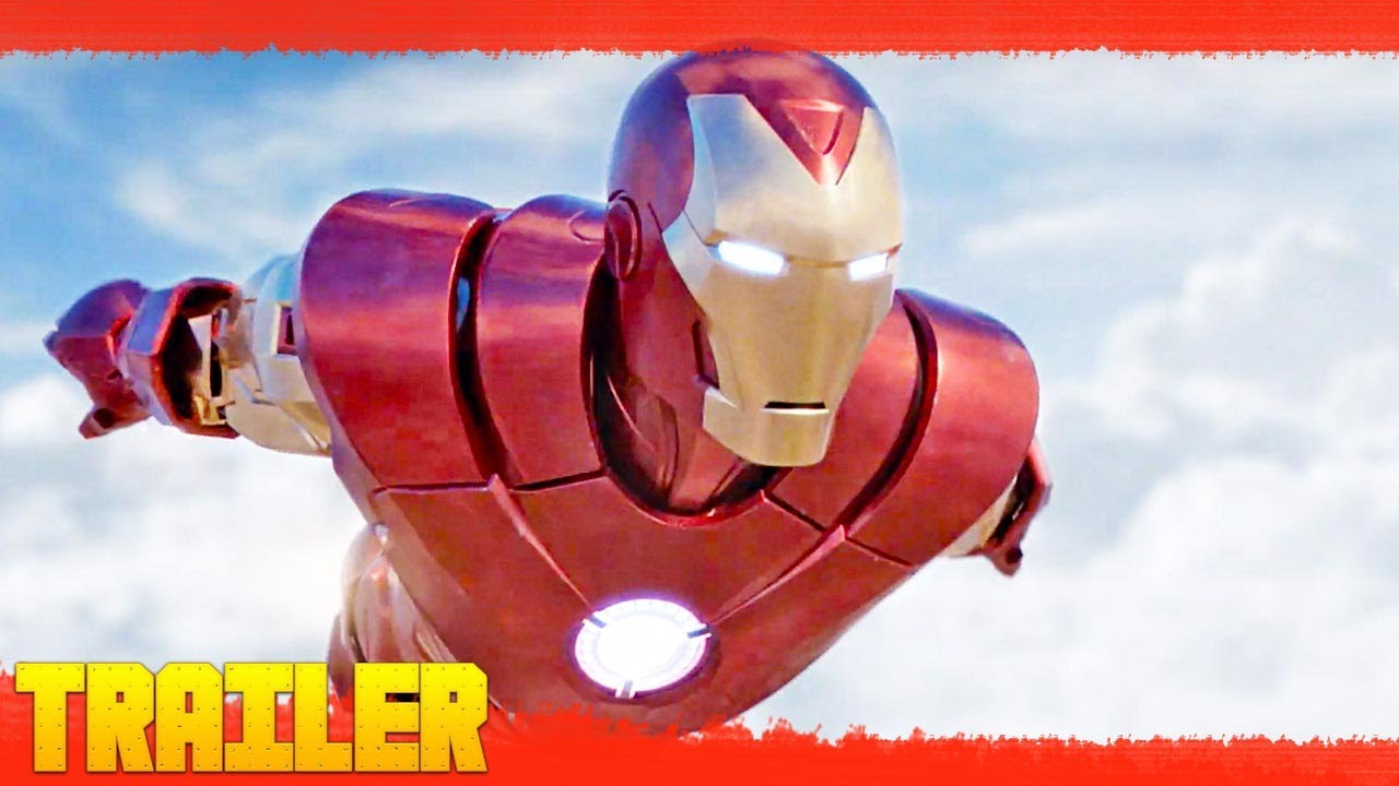 Marvel S Iron Man Vr 2019 Juego Trailer Oficial Espanol Latino Youtube