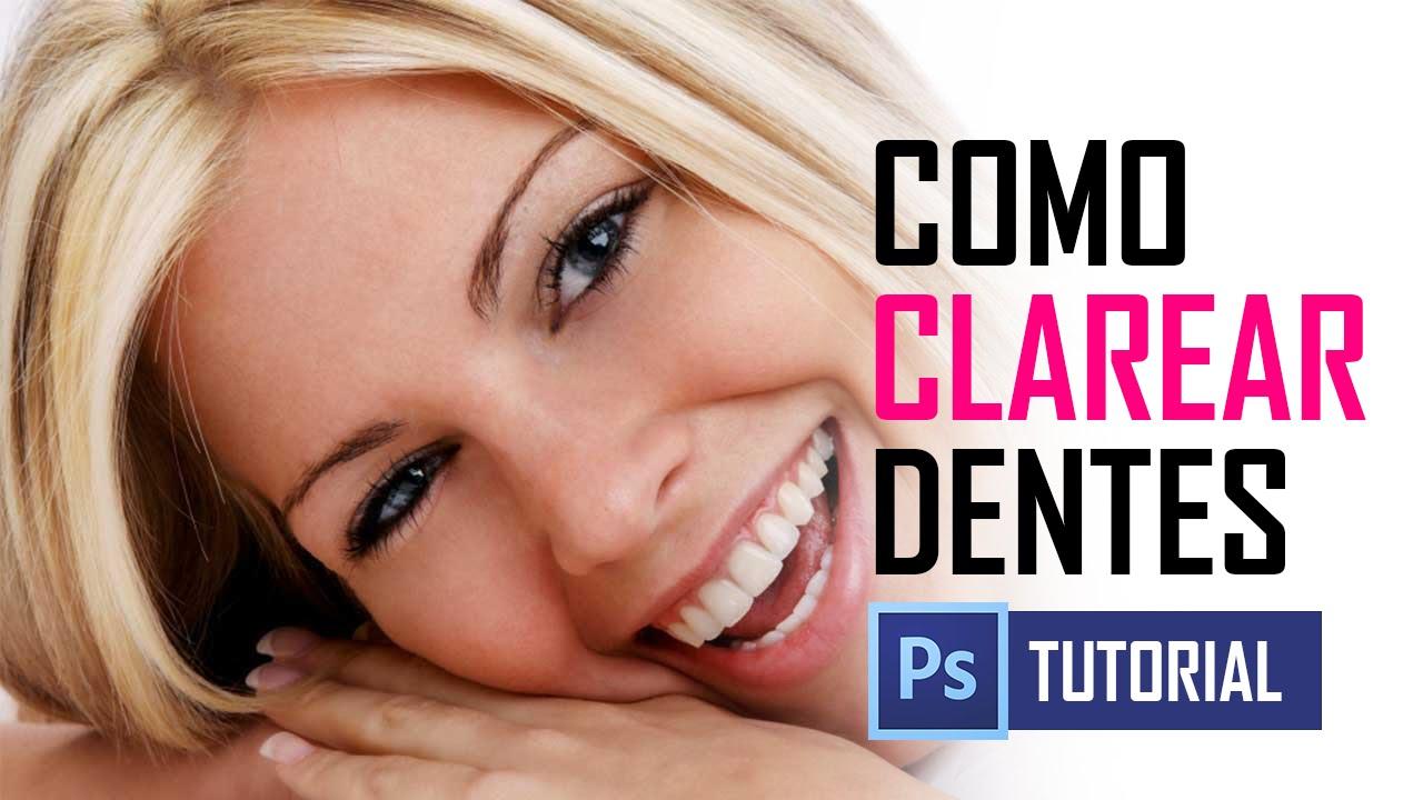 Como Clarear Dentes Em Fotos Tutorial Photoshop Cc 2015 Youtube