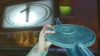 KINO DER TOTEN w/ WW2 TWIST! Call of Duty Black Ops III Zombies Chronicles Gameplay