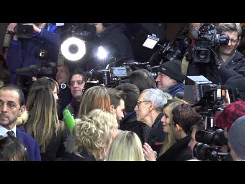 """Berlinale - Tag 7 Weltpremiere """"Fifty Shades of Grey"""""""